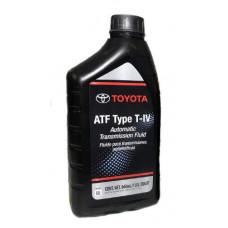 Трансмиссионное масло TOYOTA ATF Type T-IV (00279000Т4)