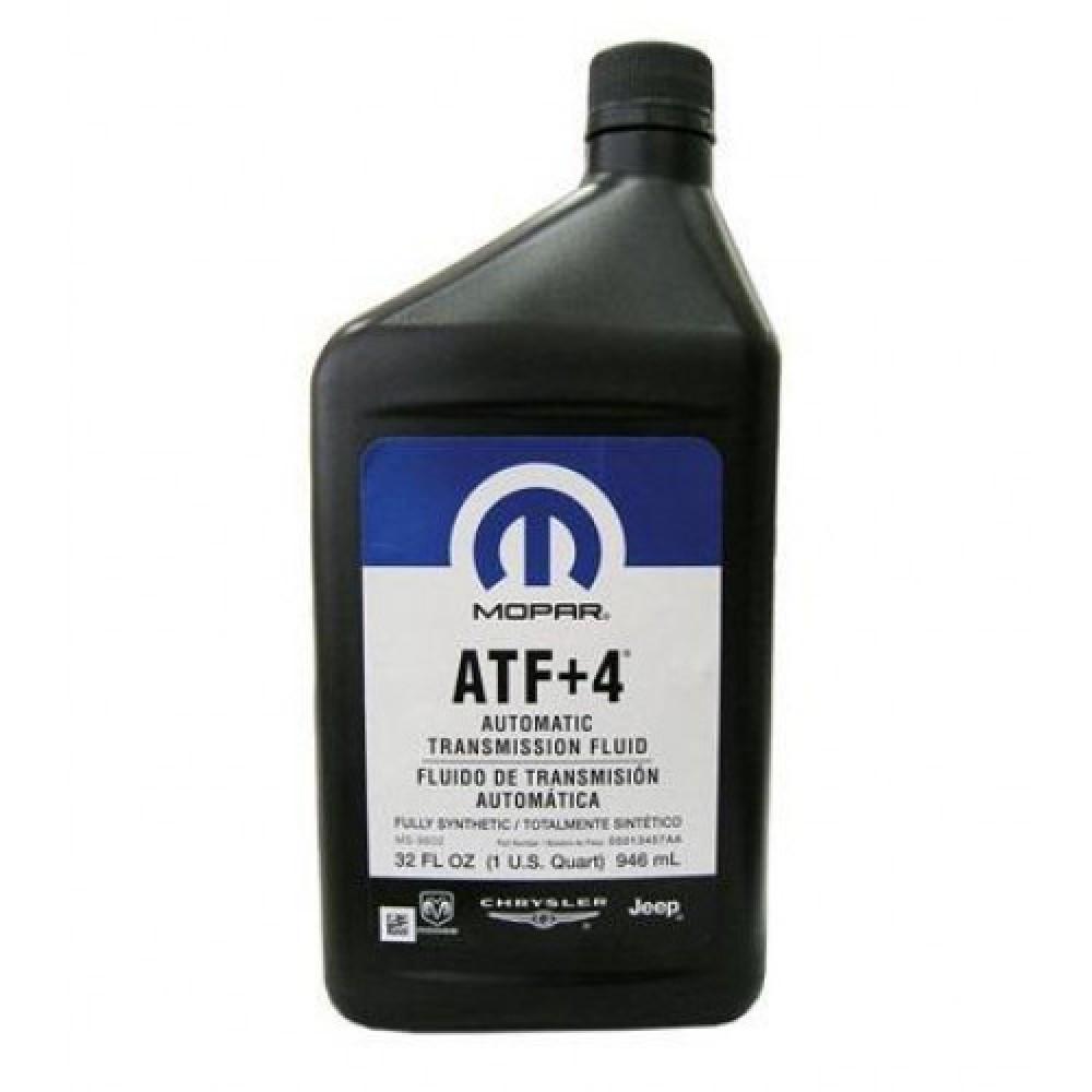 Трансмиссионное масло MOPAR ATF +4