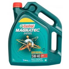 Моторное масло TOYOTA 5W-40 5л