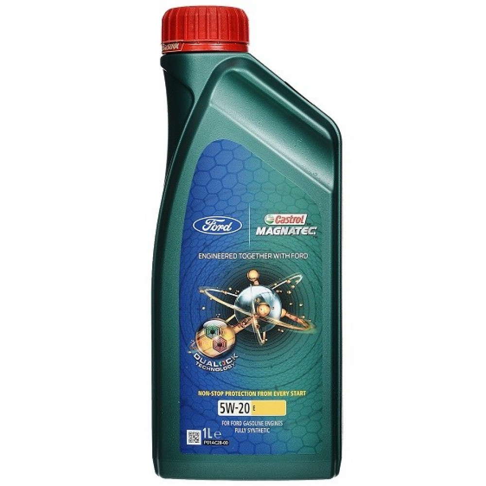 Масло Castrol Magnatec 5W20 Е Ford (1л)