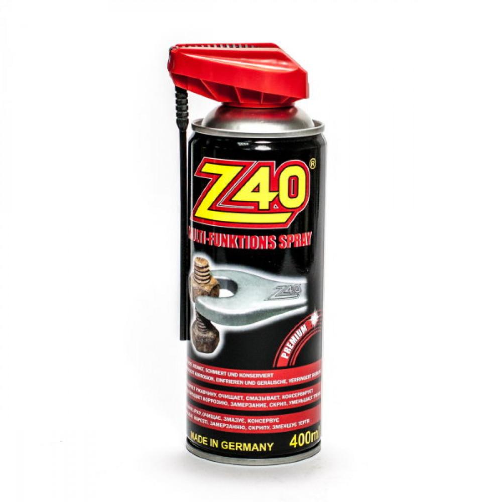 Купить Проникающая смазка Z40 420мл