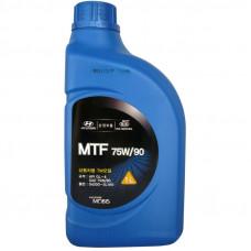 Трансмиссионное масло Hyundai MTF GL-4 75W-90 1л
