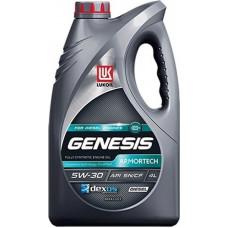 Моторное масло ЛУКОЙЛ Genesis Armortech Diesel 5W-30 4 л