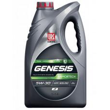 Лукойл Genesis Armortech JP (Glidetech) 5W-30 4л