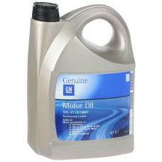 General Motors Dexos2 5w30 5л