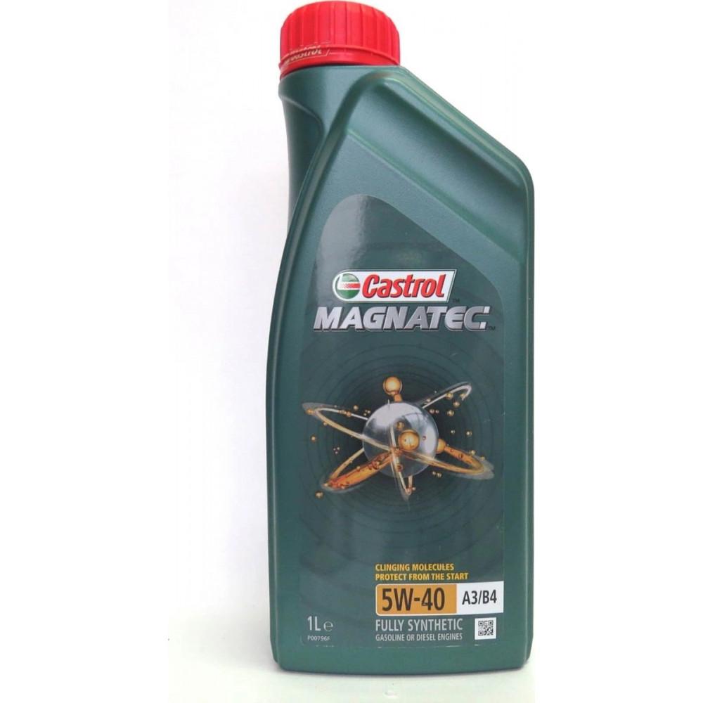 Castrol Magnatec 5W-40 А3/В4 DUALOCK 1 л