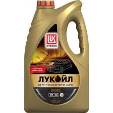 Моторное масло ЛУКОЙЛ Люкс синтетическое SL/CF 5W-30 4 л