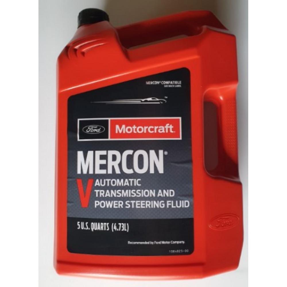 Трансмиссионное масло Motorcraft Mercon V
