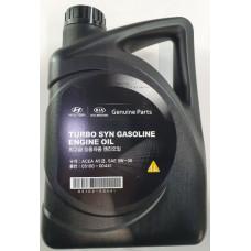 Моторное масло Hyundai Turbo Syn 5W30 4л