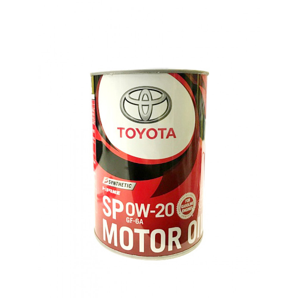 Моторное масло TOYOTA SP 0W-20 1 л