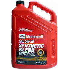 Моторное масло FORD Motorcraft 5W30 Synthetic Blend 4,73л